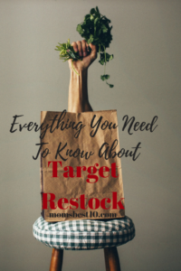 Target Restock fees eligible free coupon review box