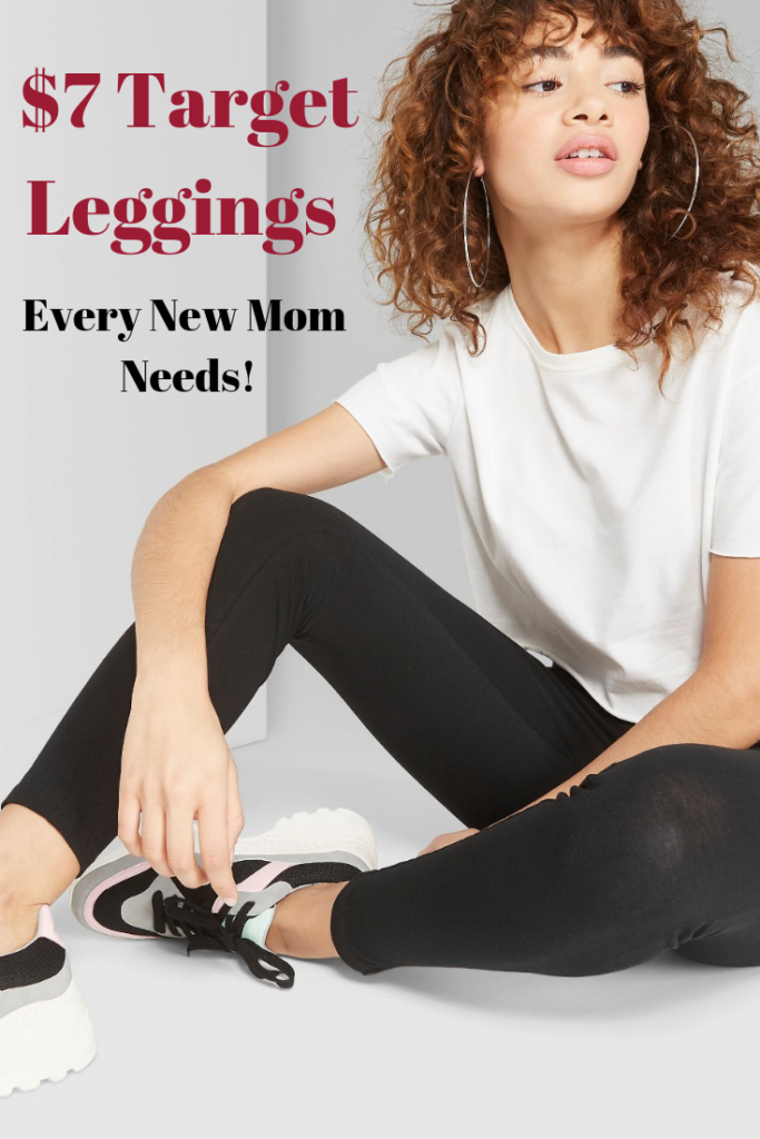 postpartum leggings, comfortable leggings, best target leggings, leggings for moms, csection leggings