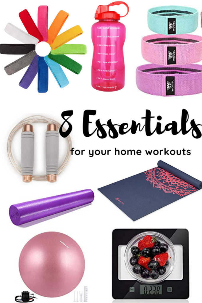 Exercise from home, home exercise equipment, home workout